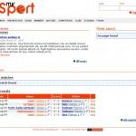 PhpMySport, le site de votre club de sport