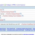 Lilina, agrégateur RSS en PHP