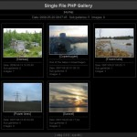 Single File PHP Gallery