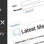 Création d'un ShoutBox avec PHP/AJAX/jQuery