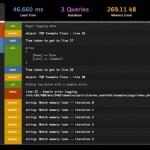 PHP Quick Profiler, console de debug PHP