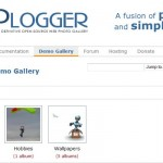 Plogger, Script php Galerie de photo open source
