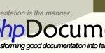 PHPDocumentor, documentez vos codes PHP